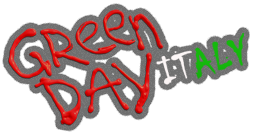 Green Day Italy