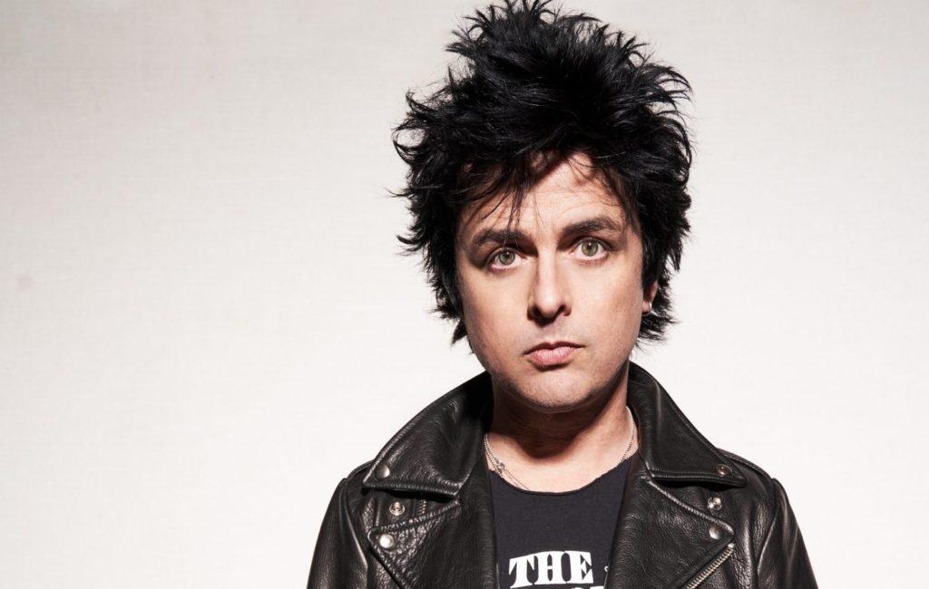 Billie Joe Armstrong dei Green Day