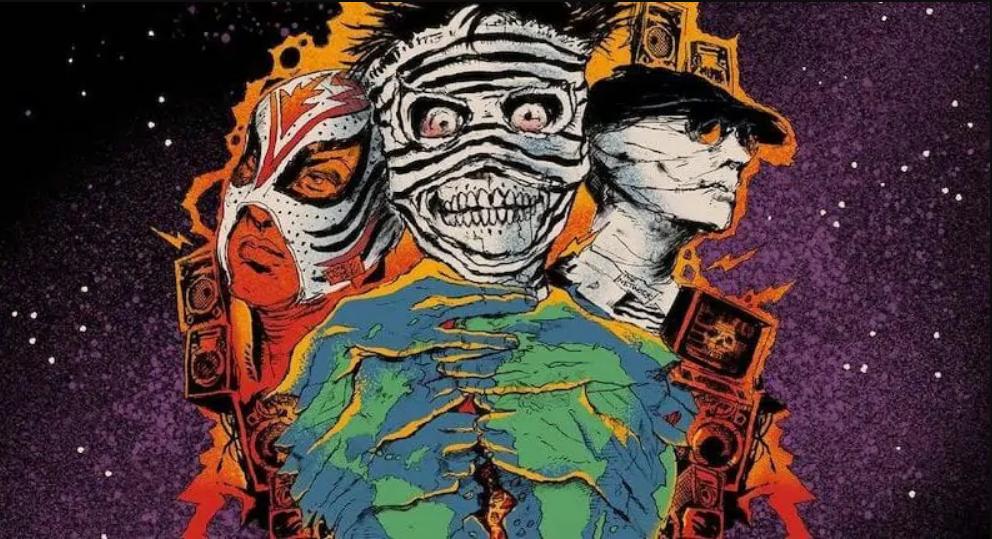 The Network copertina nuovo album