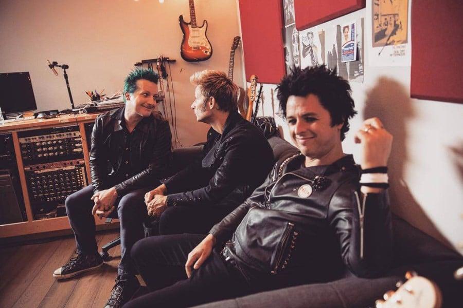 Green Day nuova musica in arrivo