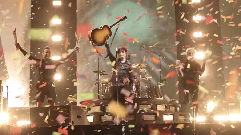 Green Day video Pollyanna